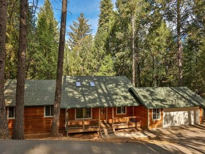 Pollock Pines Single Family Home For Sale: 5490 Sierra Springs Drive