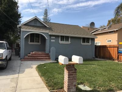 Single Family Home For Sale: 542 2nd Street