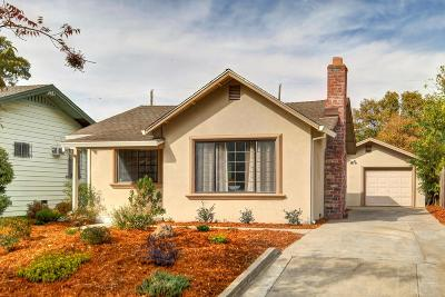 Sacramento Single Family Home For Sale: 4825 10th Avenue