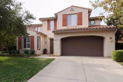 Single Family Home For Sale: 4115 Borders Drive