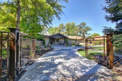 Carmichael Single Family Home For Sale: 1537 Menlo Avenue