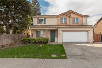 Stockton CA Single Family Home For Sale: $375,000