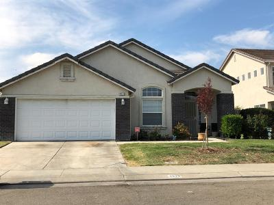 Stockton Single Family Home For Sale: 4070 Black Butte Circle