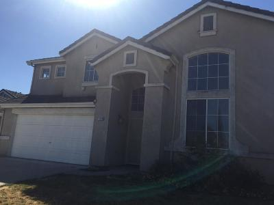Stockton Single Family Home For Sale: 1140 Cypress Hill Lane
