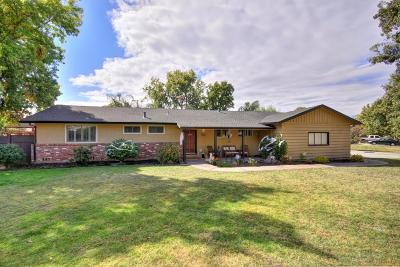 Single Family Home For Sale: 4552 Millrace Road
