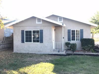 Modesto CA Single Family Home For Sale: $199,900