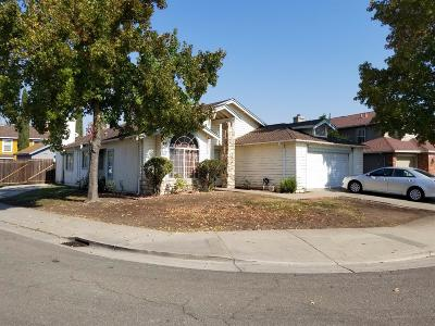 Stockton Single Family Home For Sale: 601 Marlowe Court