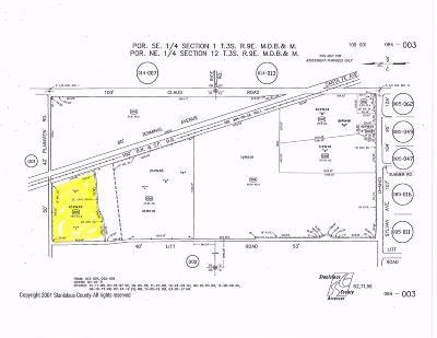 Manteca, Modesto, Stockton, Tracy, Lathrop Commercial Lots & Land For Sale: Litt Road