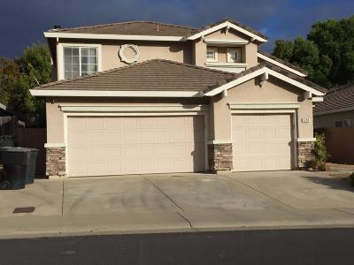 Roseville Single Family Home Active Short Sale: 3206 Europa Street