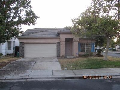 Stockton Single Family Home For Sale: 9293 Little Creek Circle