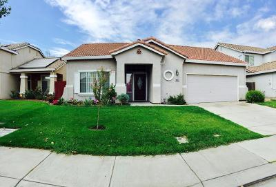 Stockton Single Family Home For Sale: 4353 Roma Lane