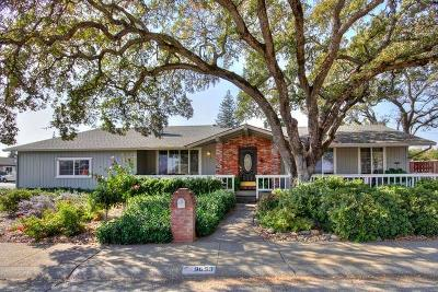 Orangevale Single Family Home For Sale: 9653 Tanglewood Circle