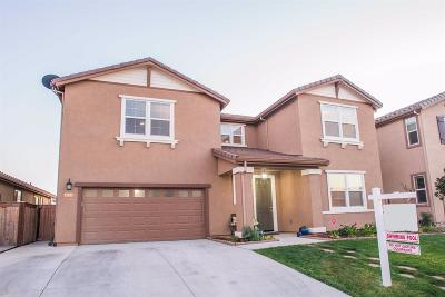 Elk Grove, Galt Single Family Home For Sale: 4824 Tusk Way