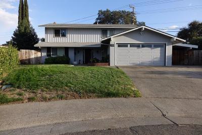 Carmichael Single Family Home For Sale: 4642 Pedersen Way