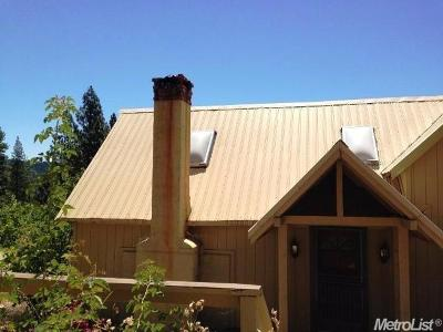 Placer County Single Family Home For Sale: 2750 Iowa Hill Road