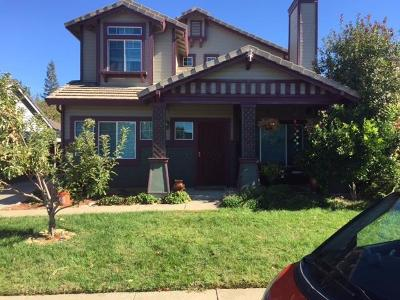 Folsom Single Family Home For Sale: 444 Parker