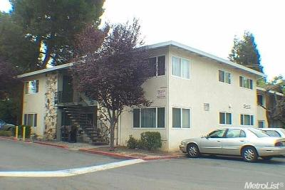 Sacramento County Multi Family Home For Sale: 4621 Ashdale Court