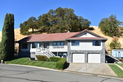 Rocklin Single Family Home For Sale: 2707 Pecan Court