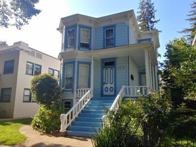 Sacramento County Multi Family Home For Sale: 2312 H Street