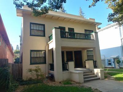 Sacramento County Multi Family Home For Sale: 2318 H Street