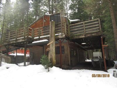 El Dorado County Single Family Home For Sale: 7502 Winding Way