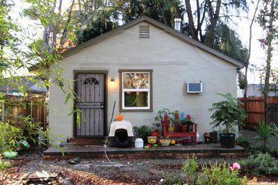 West Sacramento Single Family Home For Sale: 417 A Street