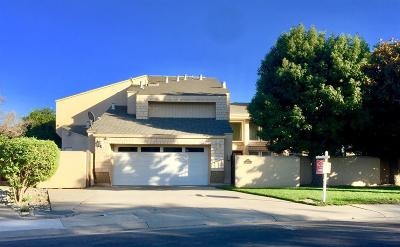 Stockton Single Family Home For Sale: 6272 Chesapeake Circle
