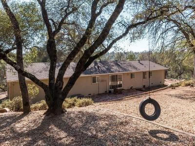 Placerville Single Family Home For Sale: 2308 Rising Hill Road