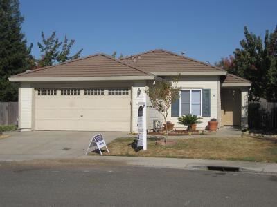 Elk Grove Single Family Home For Sale: 8217 Bernay Way