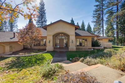 Pollock Pines Single Family Home Contingent: 2350 Applemont Ranch Road