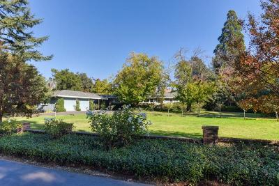 Sacramento Single Family Home For Sale: 1810 Maple Glen Road