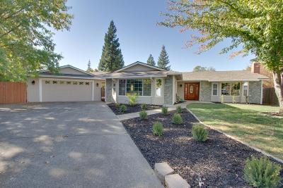 Orangevale Single Family Home For Sale: 8577 Krogh Court