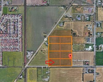 Yolo County Residential Lots & Land For Sale: 2990 Bevan Rd