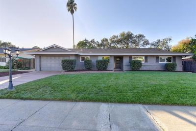 Elk Grove Single Family Home For Sale: 9718 Parktree Way