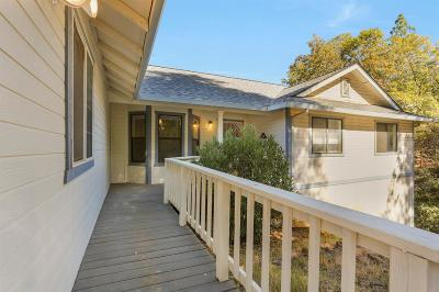 Sutter Creek Single Family Home For Sale: 17435 Robinson Road