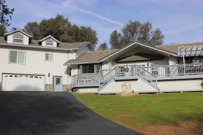 Sonora Single Family Home For Sale: 15650 Bev Barron Road