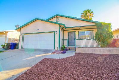 Sacramento Single Family Home For Sale: 4408 Dade Way