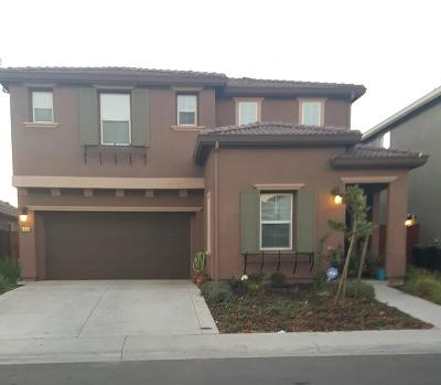 Elk Grove Single Family Home For Sale: 9896 Carico Way