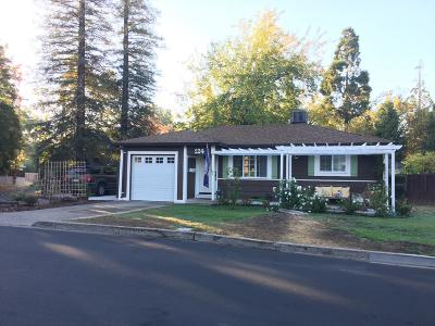 Single Family Home For Sale: 124 Alta Vista Avenue