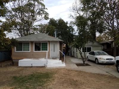 Modesto Single Family Home For Sale: 322 Pine Street