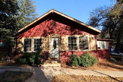 Single Family Home For Sale: 16560 Applegate Road