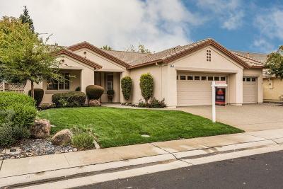 Single Family Home For Sale: 876 Bridalveil Lane