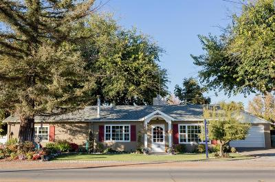 Modesto Single Family Home For Sale: 4013 Beckwith Road