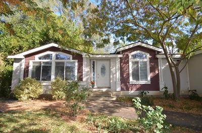 Herald Single Family Home For Sale: 11895 Giusti Road
