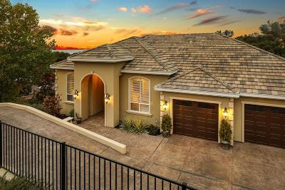 El Dorado Hills Single Family Home For Sale: 3133 Corsica Drive