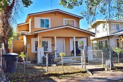 Modesto Multi Family Home For Sale: 821 2nd Street