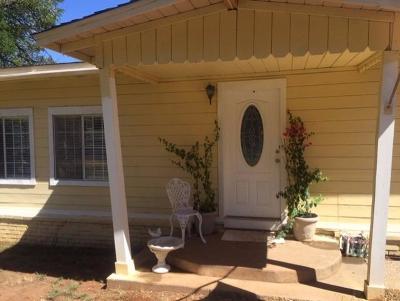 Auburn Single Family Home For Sale: 11385 Dry Creek Rd