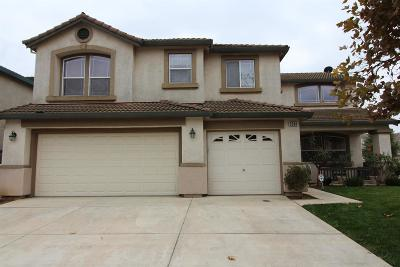 Stockton Single Family Home For Sale: 2504 Squall Way