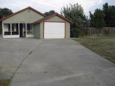 West Sacramento Single Family Home For Sale: 611 Maple Street