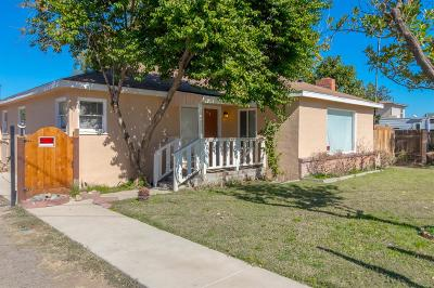 Modesto Multi Family Home For Sale: 235 East Coolidge Avenue